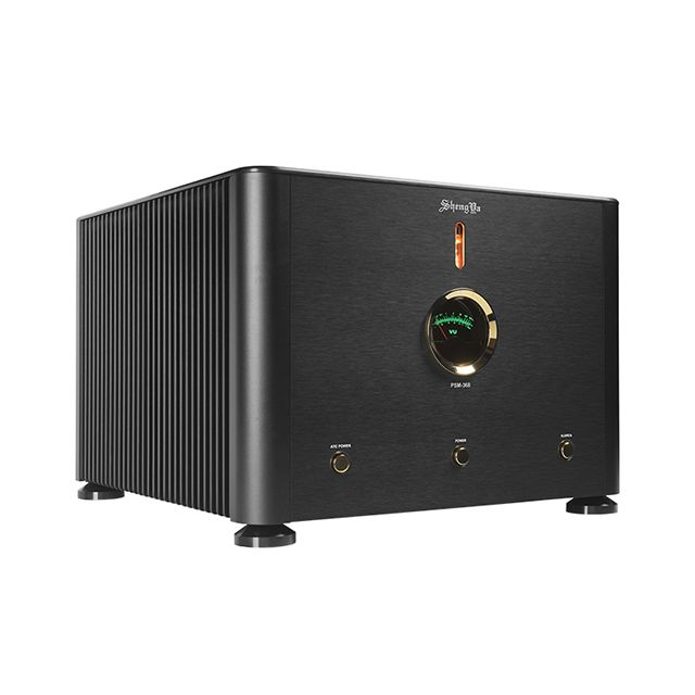 PSM-368 Mono Full Balanced Gallstone Hybrid Class A Power Amplifier